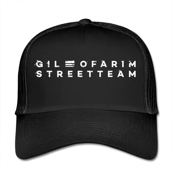 Gil Ofarim Street Team Shop